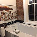 Amazing soaker tub