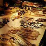 Boqueria Fish Market