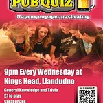 New from March 2018 - Speed Quizzing.  Remember to charge your phone!