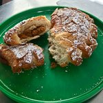 Bear Claw ......freshly baked right here.