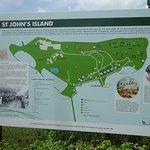 Photo of St John's Island