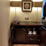 Mini bar / safe / Kettle