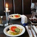 Guter Landwein aus Kreta mit Ostseeblick.....