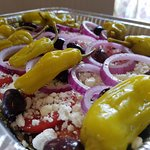 Catering Greek Salad