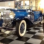Just some lovely cars at Haynes motor museum