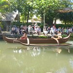 Parade of the Canoes