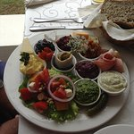 The Ploughman's Platter