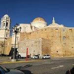 Catedral de Cádiz.