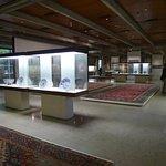 Gulbenkian - striking displays