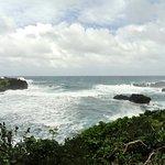 Waianapanapa State Park....Pa'iloa Beach..Black Sand Beach