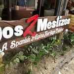 Foto Dos Mestizos