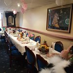 Christening party