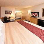 Red Roof Inn Wilkes Barre Arena Foto