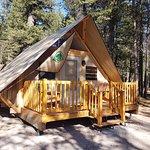 Foto de Tunnel Mountain Village II Campground