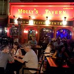 Foto van Molly's Tavern Irish Bar & Restaurant