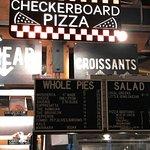 Checkerboard Pizza