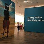 Avustralya Ulusal Galerisi resmi