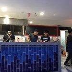 Black Curry chefs making magic