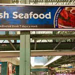 They really have exceptional seafood available as well.