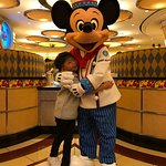 Photo of Chef Mickey