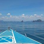Arrivée sur Kho Phi Phi