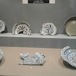 More of the china exhibition