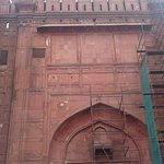 Lahori Gate entrance to the Fort