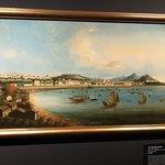 Painting of Macau in Oriente Museum (Lisbon, Portugal).
