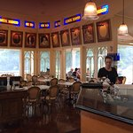 Poets Restaurant & Cafe, a slice of 1930's style in the heart of Montville