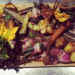 Côte de Boeuf Maturée et petits légumes de Mr Bias