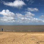 La plage des Roches Photo
