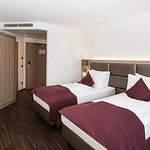 Twin-Zimmer - IMLAUER HOTEL PITTER Salzburg