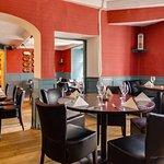 Rugantinos main restaurant. Relaxed atmosphere. Fantastic authentic Italian food.