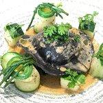 Ravioli of Crab