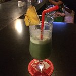 A frothy, fruity, refreshing Siem Reap Cozy