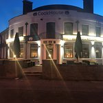 CookHouse, a newly refurbished family-friendly pub and carvery, with a stylish and contemporary