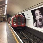 London Underground Foto