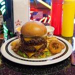 Memphis Burger : 3 x 100g de haché de bœuf frais