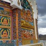 Foto di Shanti Stupa