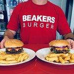 Beakers Burger