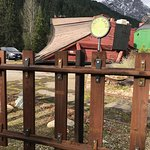Historic Snow Plow and Rail Fence