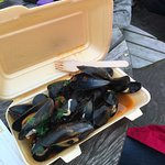 Delicious Mussels....