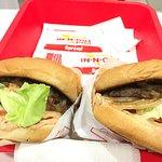 Bilde fra In-N-Out Burger