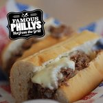 World Class Philly Cheesesteaks