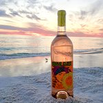 Mamma Guava Wine - Florida wine made with 100% real guavas.