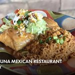 Valle Luna's Award Winning Chimichanga