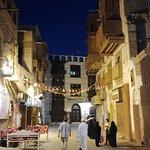 Balad - street in night