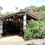 Varanda, um dos lindos ambientes do Frutal do Campo!!!