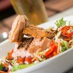 Power Salmon Salad