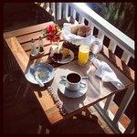 Breakfast in the Panamonte Terrace